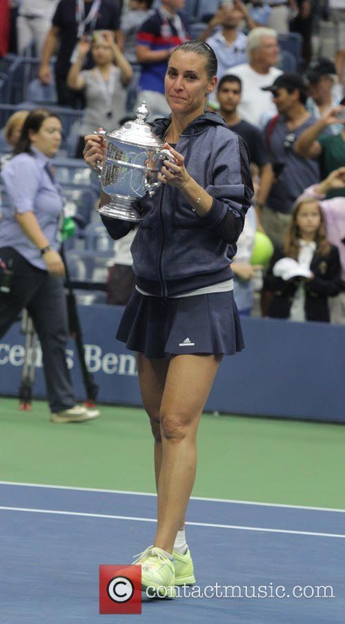 us open tennis women's final 2015 | Flavia Pennetta - 2015 US Open Tennis - Women's Final | 5 Pictures ...