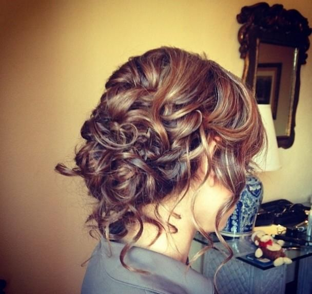 Cute Updo - Hairstyles and Beauty Tips