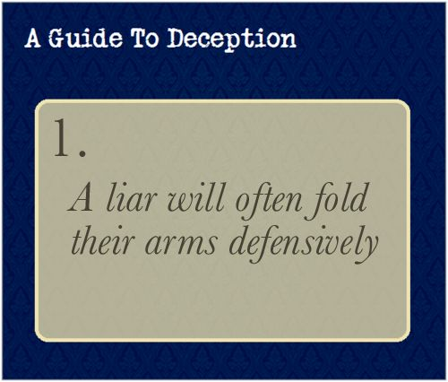 how to become a deception specialist