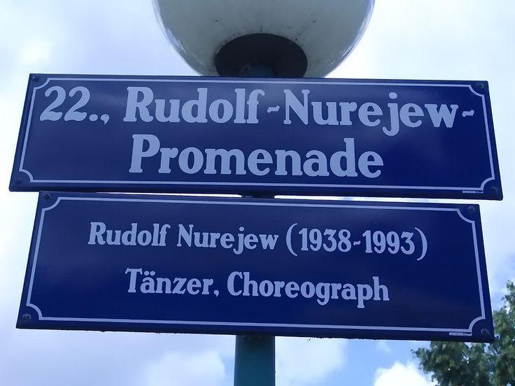 Rudolf Nurejew Promenade 22. District of vienna