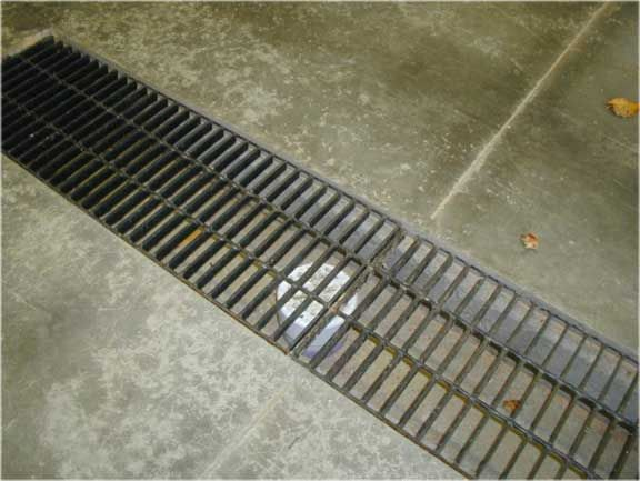 9 best images about drain garage on pinterest stamping for How to clean a garage floor without water