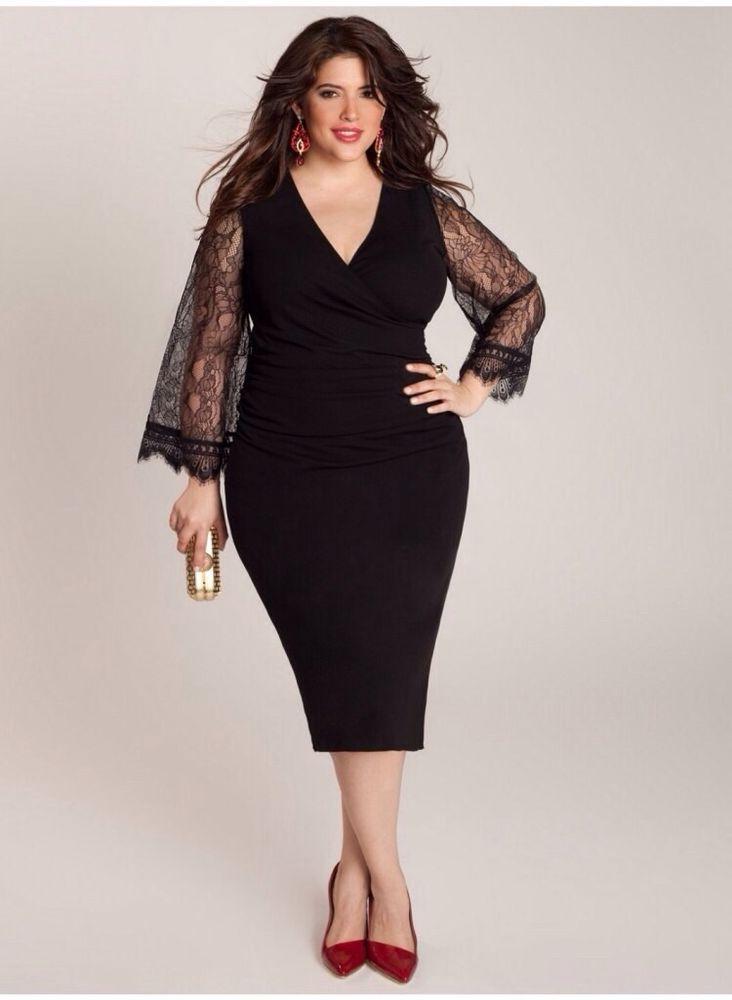 987 best Kleider von - bis images on Pinterest | Curvy girl fashion ...