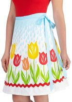 Just Tulip Lovely Skirt | Mod Retro Vintage Skirts | ModCloth.com