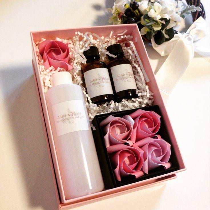 サロンオリジナル化粧水 Like a ROSE ナチュラルベースローション〜美肌水〜