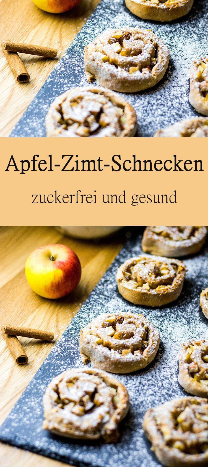Apple cinnamon snails
