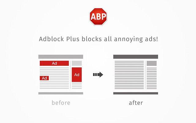 Adblock Plus - Chrome Web Store