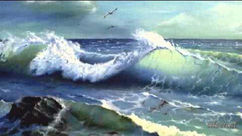 Sea vitality. | I Learn Painting