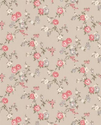 rose cottage wallpaper / graham & brown.