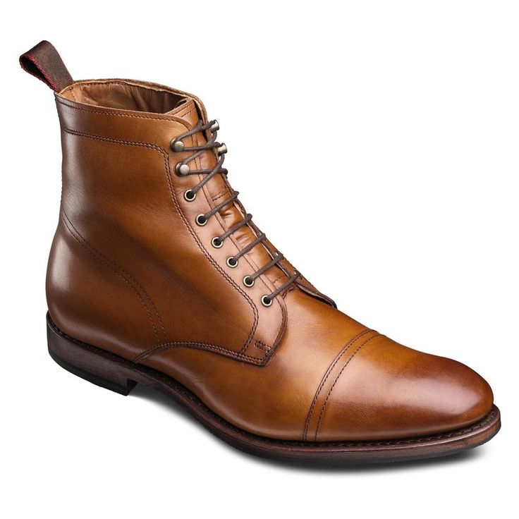 First Avenue - Dress Boots Leather Sole Men's Dress Boots by Allen Edmonds