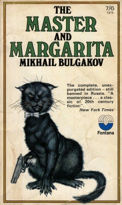 Behold the Stars: The Master and Margarita by Mikhaíl Bulgakov.