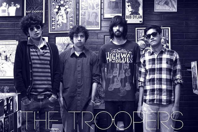 PhatBoy Talents: The Troopers