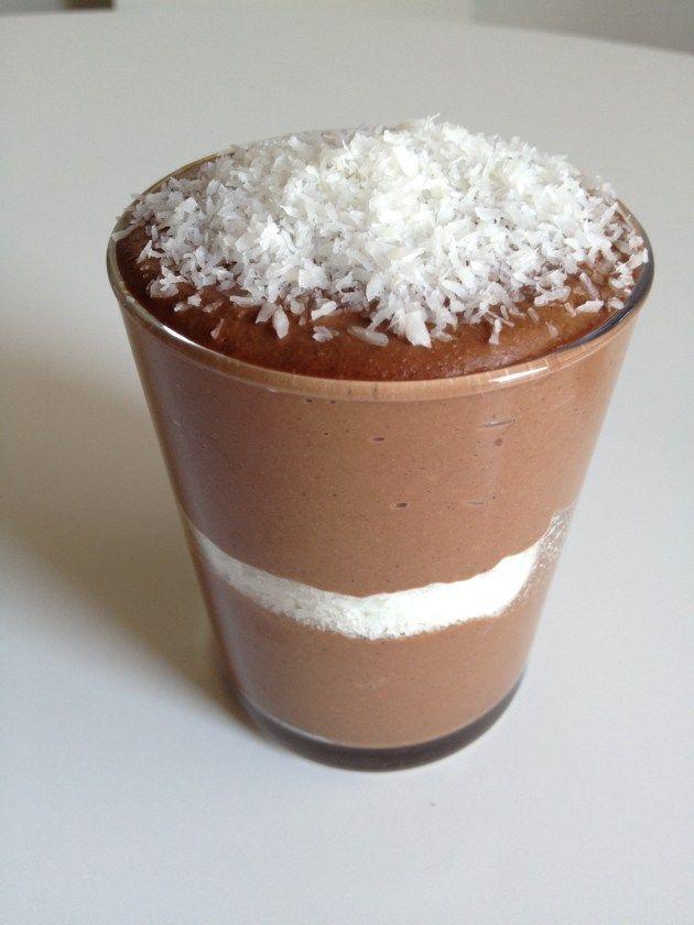 coconut mousse | Healthy Dessert Alternatives | Pinterest | Coconut ...