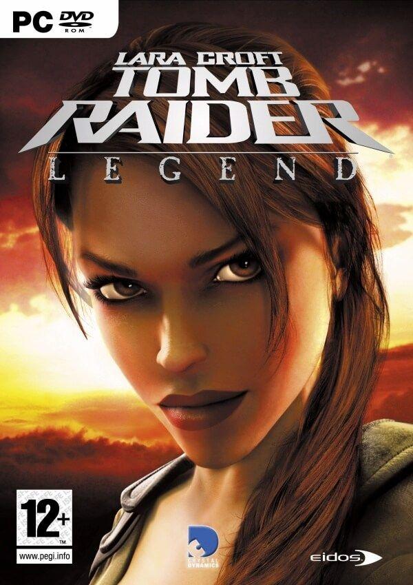 Tomb Raider Legend [Español] [DVD5] [Full]