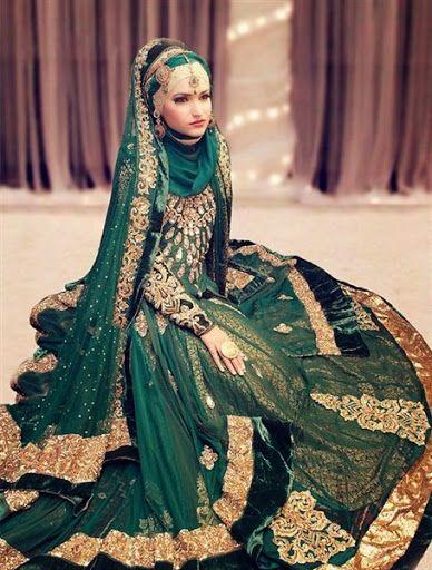 Model Baju Pengantin Ala India