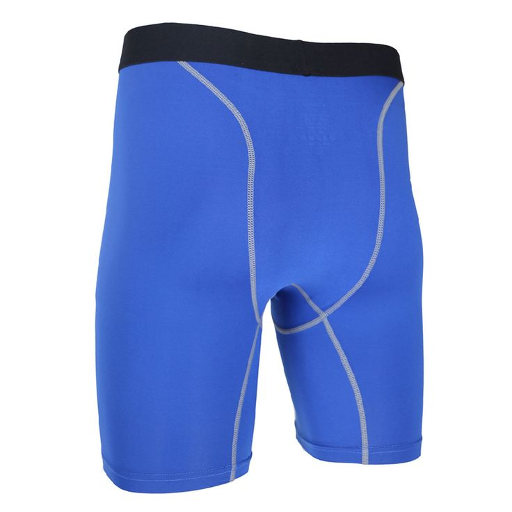 Summer Quickly Dry Gym Sports Leggings Crossfit Men's Running Shorts Football Trousers Jogging Compression Tights Racing Shorts #Affiliate