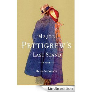 Major Pettigrew's Last Stand: A Novel by Helen Simonson. Our book club selection for December 2013