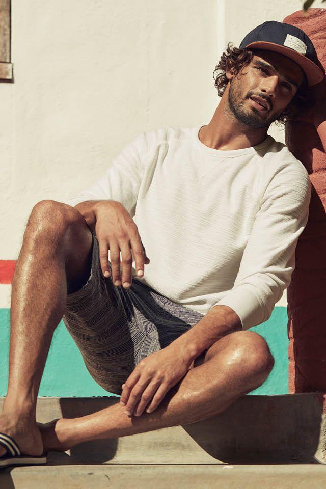 Effortlessly cool for the summer. | H&M For Men