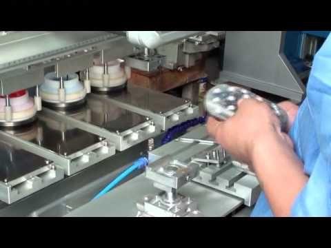 Pad Printer - YouTube