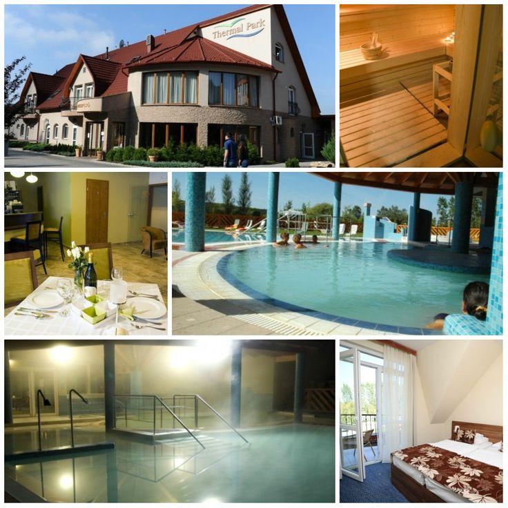 Thermál Park Hotel Egerszalók   -   Élményteli termálfürdőzős ajánlat   12.475 Ft/fő/éjtől!