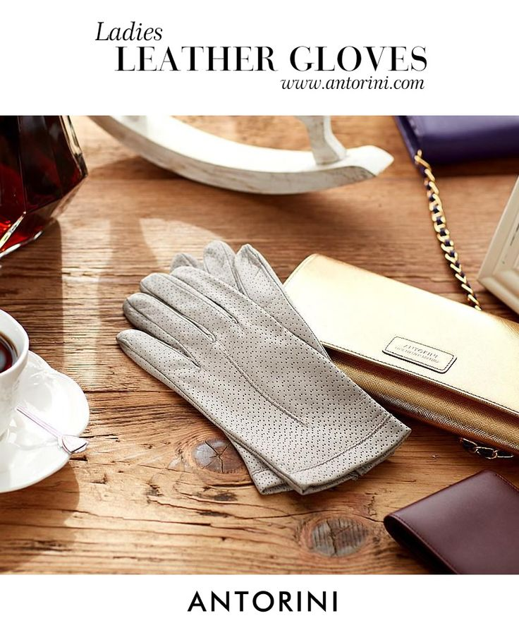 ANTORINI Ladies Leather Gloves https://www.antorini.com/collections/ladies-gloves
