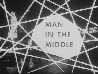 Thriller.  Man in the Middle: Season 1 Episode 14