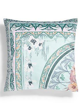 Lucia Tile Print Cushion