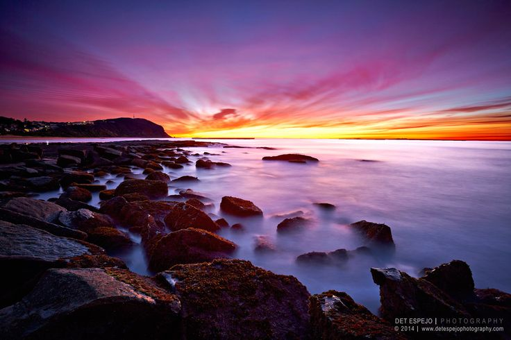 Forresters Beach by Det Espejo / 500px