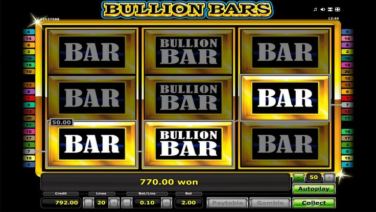 Jocuridepacanele ro Bullion Bars Pacanele Online
