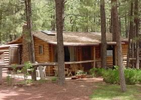 room kobeys and table ski arizona pool pinetop game lodge golf rental cabins rentals cabin in