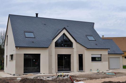 [72] Notre construction dans la Sarthe : le récit de la construction - Le Mans - Sarthe - Messages N°30 à N°45 - ForumConstruire.com