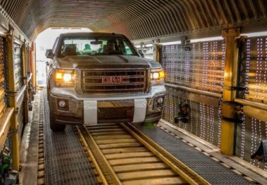 Ship your car and vehicle by train in Canada, we are providing shipping car and vehicle services by train across Canada  #shippingcarbytraincanada