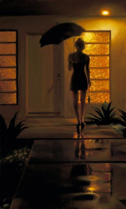 Carrie Graber (Official)  Night Rain