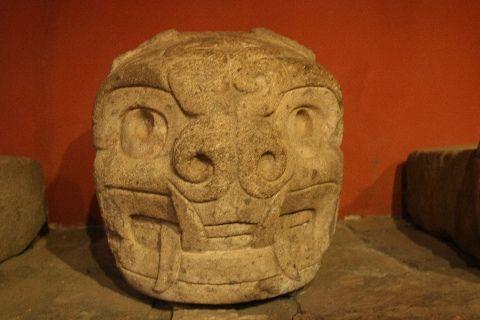JAGUAR PRESENTE. CHAVIN DE HUANTAR. PERU., via Flickr.