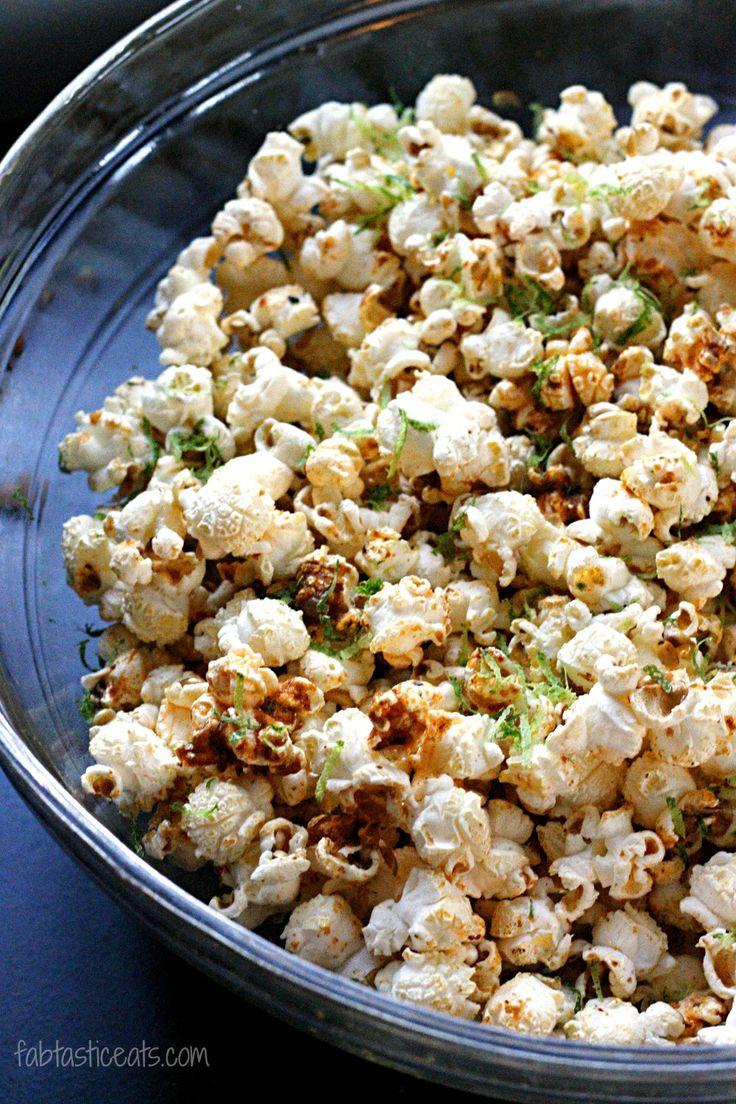 Mexican Popcorn - Fabtastic Eats