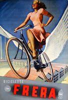 il divano sul cortile: L'erotismo della bicicletta