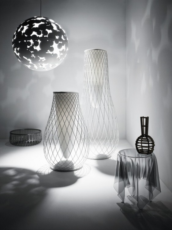 Philip Karlberg, trends for residence. transparency and shadow, ghost style!