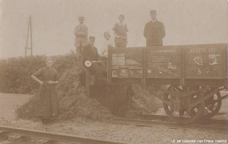 Trein - Bozum zoals het vroeger was