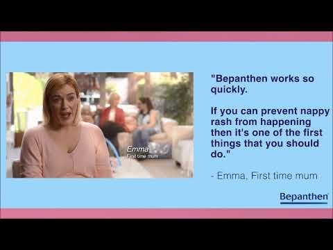 Bepanthen Nappy Care Ointment - Testimonials from mums