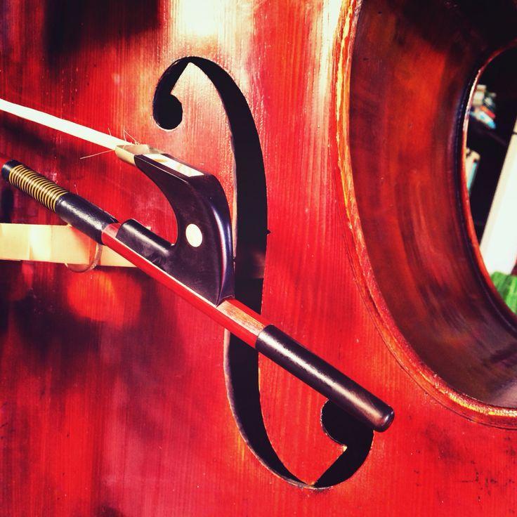 Redbrown Bass