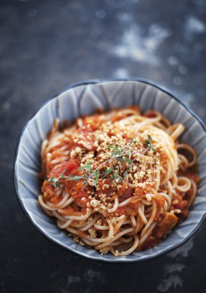 Gröna Skafferiet bjuder på pasta