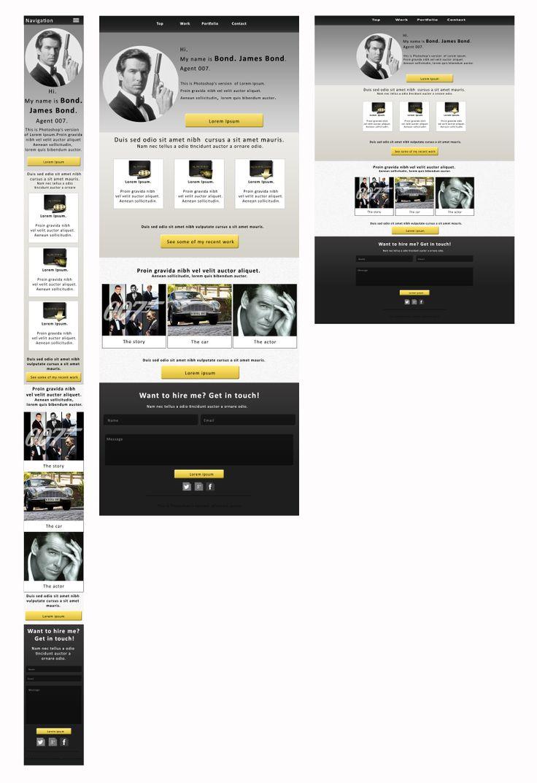 B. Annamária responsive webdesign