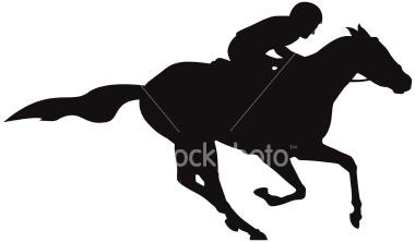 jockey silks template - horse and jockey svg file horse jockey royalty free