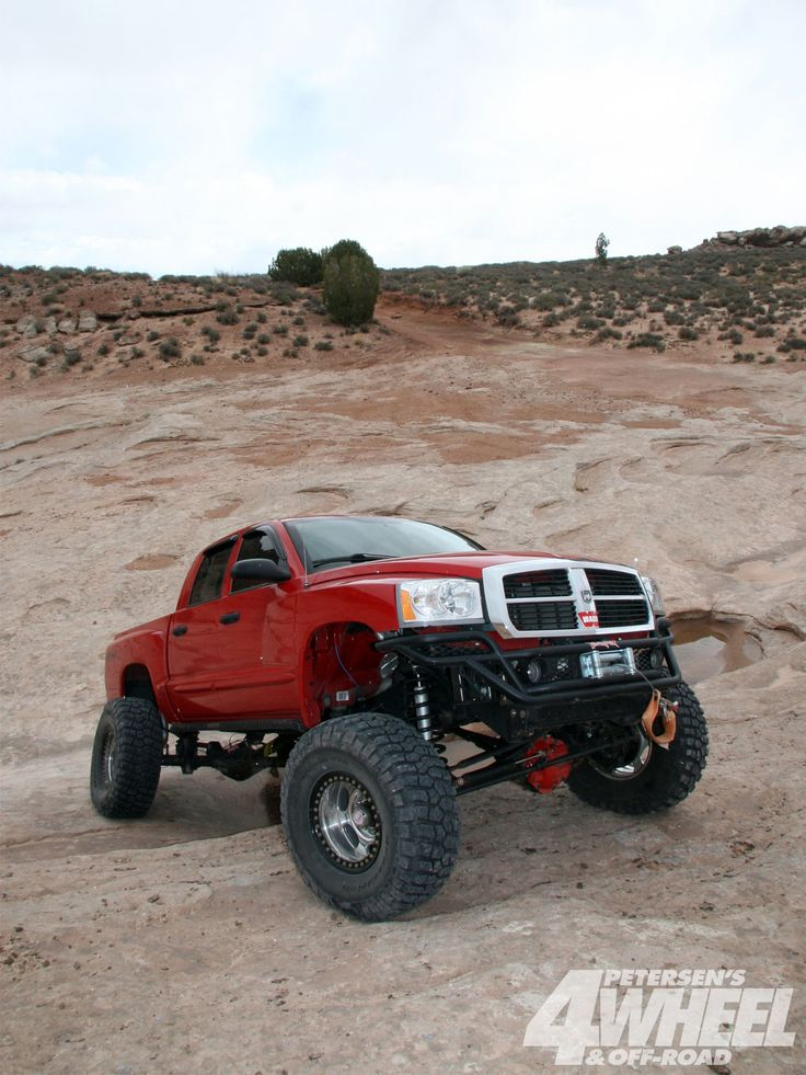 lifted dodge dakota truck | DodgeForum