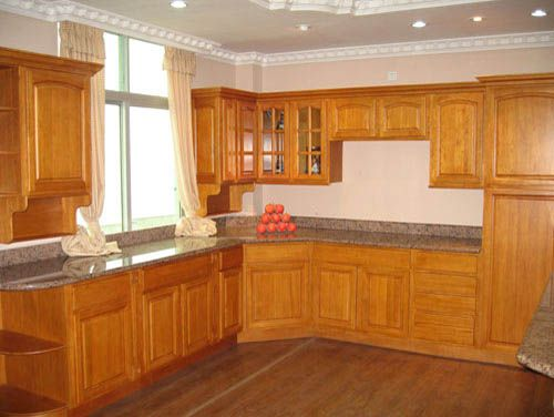 Best Photos Of Honey Oak Cabinets With Granite Yahoo Search 400 x 300