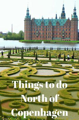 Travel the World: Nordsjælland's three H towns, Hillerød, Helsingør, and Humlebæk, Denmark destinations for castles, history, and art north of Copenhagen.
