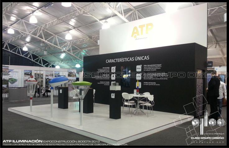 Stand Expocontrucción y Diseño 2013