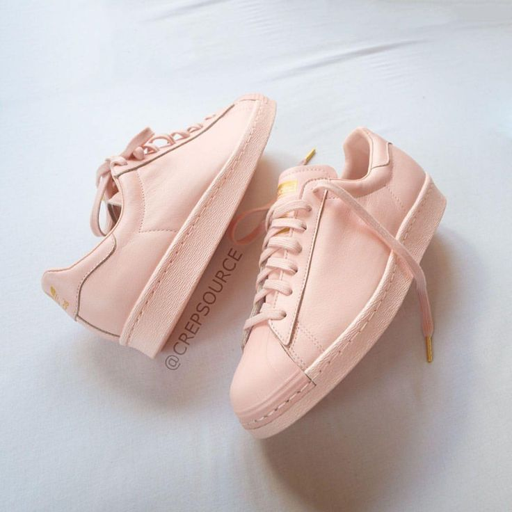 Adidas Superstar Peach
