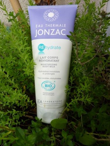 avis sur lait corps ré hydratant EAU THERMALE JONZAC