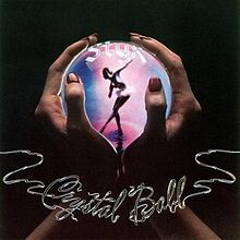Crystal Ball    Studio album by Styx  Released	October 1, 1976