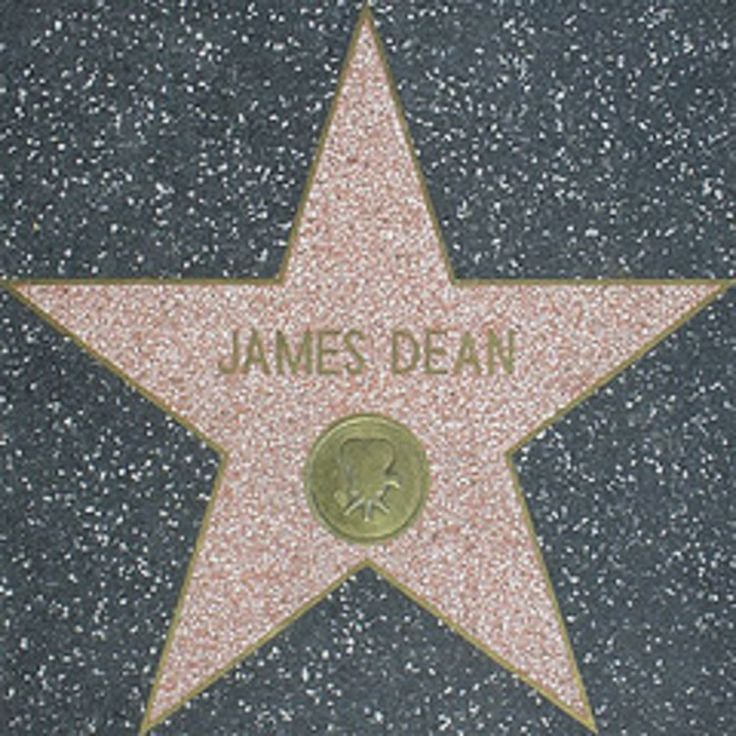 James Byron Dean was an American actor. He is a cultural icon of teenage disillusionment, as expressed in the title of his most celebrated film, Rebel Without a Cause, in which he starred as troubled teenager Jim Stark.